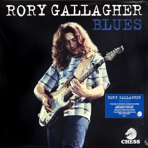 Rory Gallagher<br>Blues<br>2LP